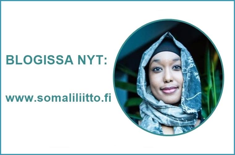 Vieraskynä: Faisa Kahiye