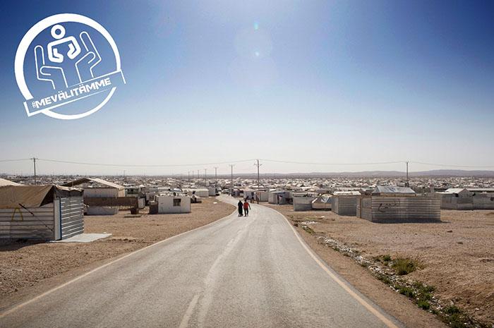 Maailmanlaajuisessa pakolaiskriisissä ennätysmäärä pakoon lähteneitä