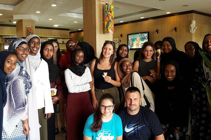 38 tulevaisuuden naisyrittäjää? - matka Unkariin ja takaisin