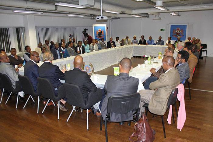 YK:n Somalian erityisedustaja vierailulla Suomessa