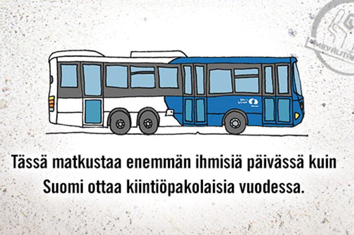 Bussi Täynnä Somali