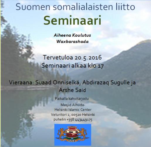seminaarin posteri