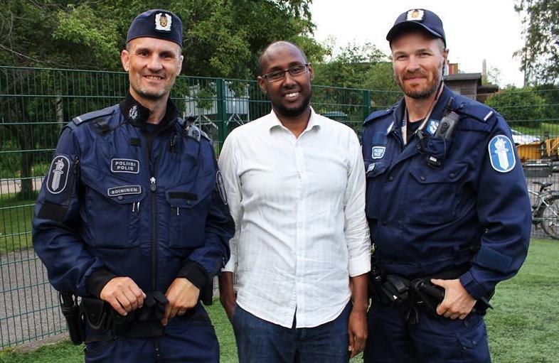 Poliisi Tiedotteet Helsinki